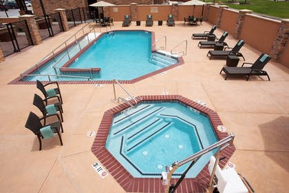 Outdoor Pool | TownePlace Suites by Marriott Carlsbad