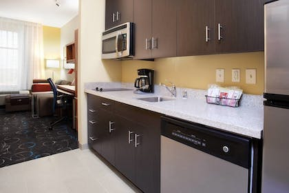 In-Room Kitchen | TownePlace Suites by Marriott Carlsbad