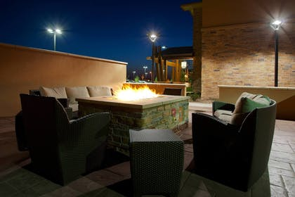 Terrace/Patio | TownePlace Suites by Marriott Carlsbad