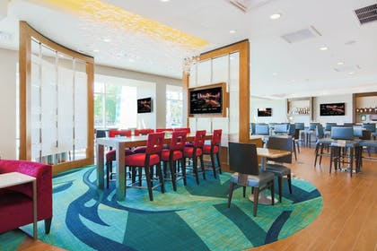 Lobby | SpringHill Suites by Marriott San Jose Airport
