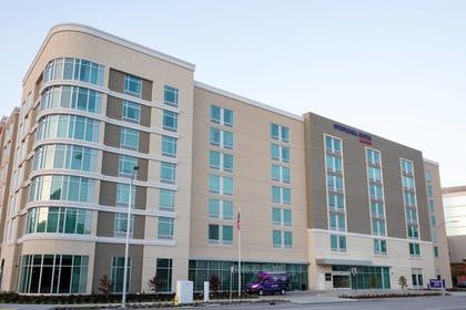 Exterior | SpringHill Suites by Marriott San Jose Airport
