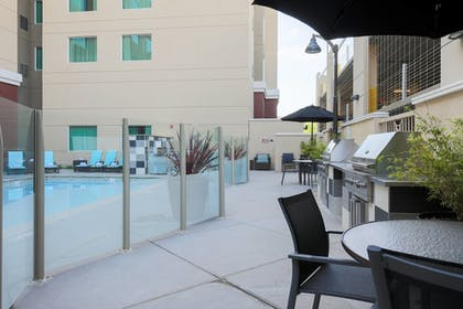 BBQ/Picnic Area | SpringHill Suites by Marriott San Jose Airport
