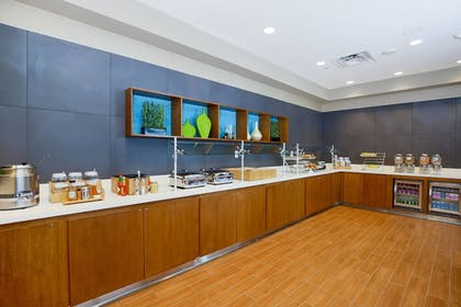 Breakfast Area | SpringHill Suites by Marriott San Jose Airport