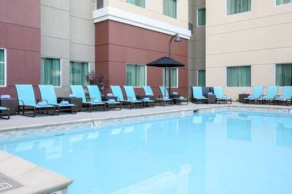 Outdoor Pool | SpringHill Suites by Marriott San Jose Airport