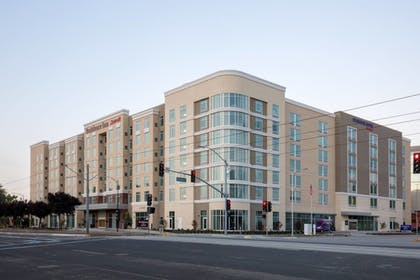 Hotel Front | SpringHill Suites by Marriott San Jose Airport