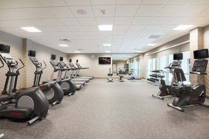 Fitness Facility | SpringHill Suites by Marriott San Jose Airport