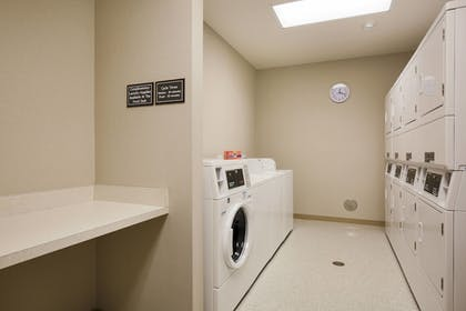 Laundry Room | SpringHill Suites by Marriott San Jose Airport