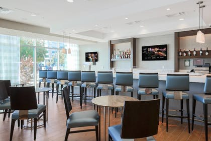 Hotel Bar | SpringHill Suites by Marriott San Jose Airport