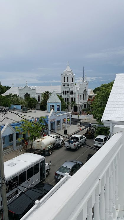 View from Hotel   The Saint Hotel Key West, Autograph Collection