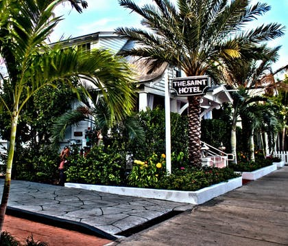 Hotel Front   The Saint Hotel Key West, Autograph Collection