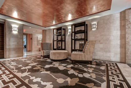 Lobby   Global Luxury Suites at The Convention Center