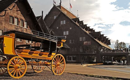 Exterior | Old Faithful Inn - Inside the Park
