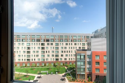 Guestroom View | Global Luxury Suites at Kendall Square