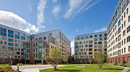 Property Grounds | Global Luxury Suites at Kendall Square