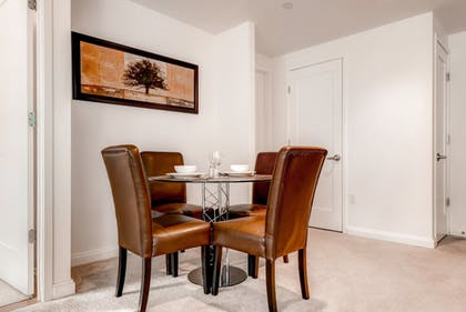 In-Room Dining | Global Luxury Suites at Kendall Square
