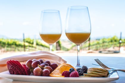 In-Room Dining | Carter Estate Winery and Resort