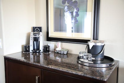 In-Room Coffee | Carter Estate Winery and Resort