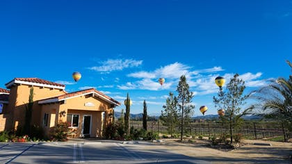 Hotel Front | Carter Estate Winery and Resort