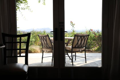 Terrace/Patio | Carter Estate Winery and Resort