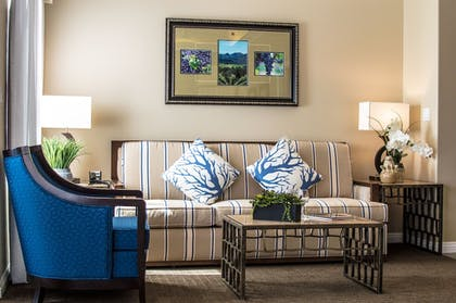 Living Area | Carter Estate Winery and Resort