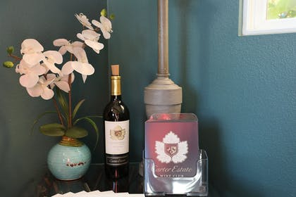 Interior Detail | Carter Estate Winery and Resort