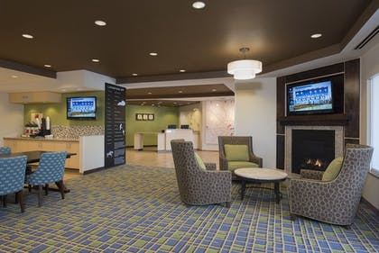 Lobby Sitting Area | Towneplace Suites by Marriott Lexington South/Hamburg Place