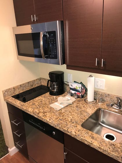 In-Room Kitchen | Towneplace Suites by Marriott Lexington South/Hamburg Place