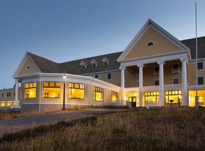 Featured Image | Lake Hotel and Cottages - Inside the Park