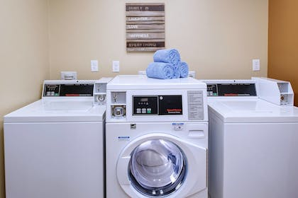 Laundry Room | TownePlace Suites Billings