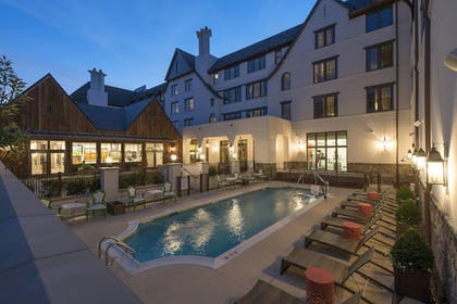 Indoor Pool | Grand Bohemian Hotel Mountain Brook, Autograph Collection