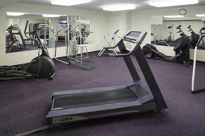 Fitness Facility | Smart Suites