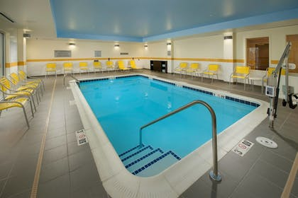 Sports Facility | Fairfield Inn & Suites Arundel Mills BWI Airport