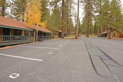 Parking | Franciscan Lakeside Lodge