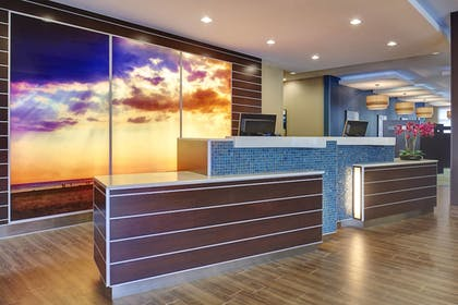 Lobby | Fairfield Inn & Suites San Diego Carlsbad