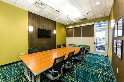 Meeting Facility   SpringHill Suites Lumberton
