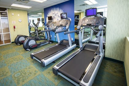 Fitness Facility | SpringHill Suites Lumberton