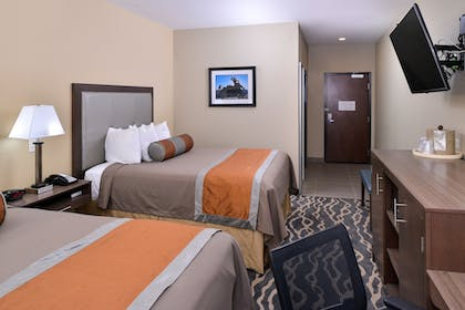Room | Best Western Plus Fort Stockton Hotel
