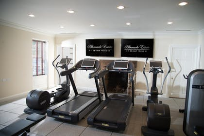 Fitness Facility | Albemarle Estate at Trump Winery