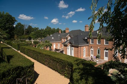 Garden View | Albemarle Estate at Trump Winery