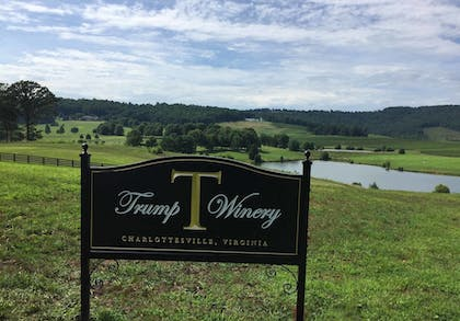 Point of Interest | Albemarle Estate at Trump Winery