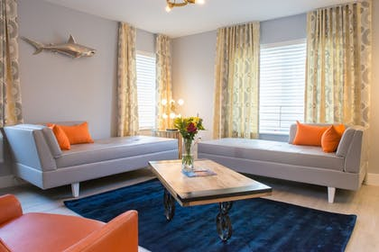 Living Area | Seaside All Suites Hotel, a South Beach Group Hotel
