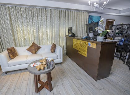 Reception | Seaside All Suites Hotel, a South Beach Group Hotel