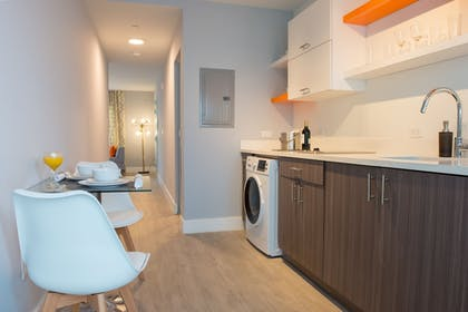 In-Room Kitchen | Seaside All Suites Hotel, a South Beach Group Hotel