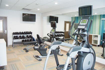 Fitness Facility | Holiday Inn Express Slidell