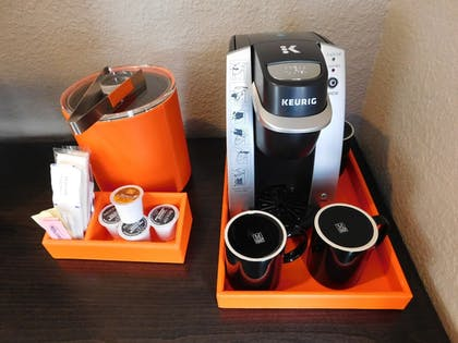 Coffee and/or Coffee Maker | Wave Street Inn