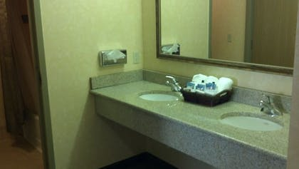 Bathroom | Put-In-Bay Resort and Conference Center