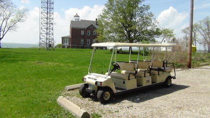Golf Cart   Put-In-Bay Resort and Conference Center