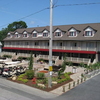Terrace/Patio | Put-In-Bay Resort and Conference Center
