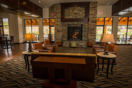 Lobby Lounge | The Lodge at Old Kinderhook Golf Resort