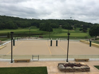 Sport Court | The Lodge at Old Kinderhook Golf Resort